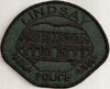 Highly suspicious fake Lindsay Police subdued patch